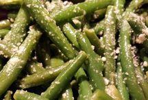 Organic Whole Green Bean Recipes