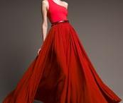 When in doubt wear red.