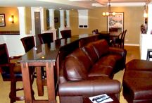 New house basement / by Jody Williamson