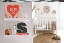 Nursery/Kids Bedroom Inspiration