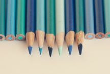 Colors - MINT, TEAL, AQUAS / My favorite beachy colors