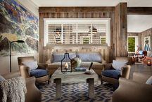 Southwest Inspired Hotel Interiors