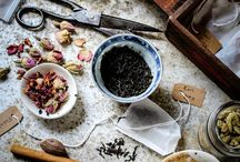 De prachtigste thee-foto's