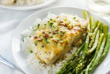 Seafood - Fish