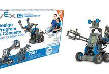 Amazing Robots - vex IQ / Robots increíbles y mas hechos con vex IQ