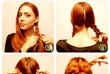 #Hairtutorial / Dopo il successo dei nostri #Video Tutorial, vogliamo regalarvi altri preziosi consigli per come #acconciare i vostri #capelli. Nasce una nuova serie di #FotoTutorial, dedicata a tutti coloro che amano sperimentare nuovi #look!!!
