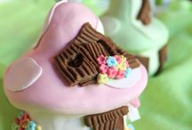 Cupcakes / Pretty pictures of cupcakes