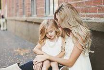 Inspirációk az anya-lánya fotózáshoz 2018