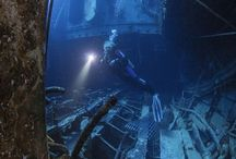 Wreck Diving - Immersioni sui Relitti / Best of shipwreck diving I've found