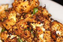 Cauliflower and Veggie Dishes / Low carb recepies