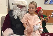 "Action Pest Control Christmas 2014 / Action Pest Control Christmas 2014 and Billy ""Santa"" at LeBonheur Children's Hospital"