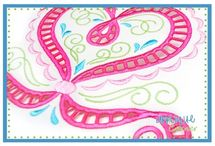 Valentine's Day Designs / Embroidery and Applique Designs for Valentine's Day