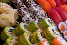 Food // Sushi