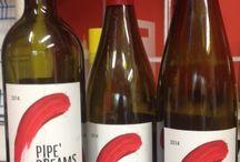 Pipe Dreams Winery - Oliver B.C. Canada / Wine & Decor