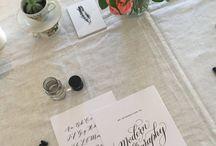 Modern Calligraphy Workshops