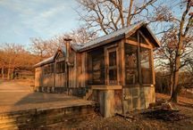 Cavco Cabin w/Reclaimed Barn Siding