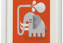 little happy things / peuqñas ilustraciones para gente menuda :)