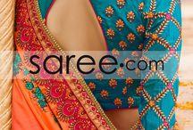 mariage saree