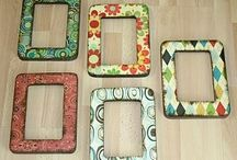 fun inexpensive crafts / by Rhonda Rodriguez Johnson