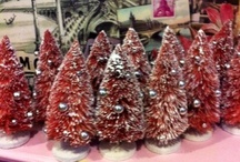 Pink Christmas / by Camille Reiner / Red Barn Estates & Perfectly Posh Ind. Con.