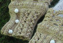 Mitaines / aiguilles ou crochet