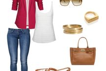 outfits c / by Yaneth Reina
