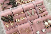 Mostruário de jóias