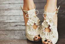 Shoes / Pretty little things for your feet! / by Elizabeth LeBrun