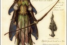 elf,fairy