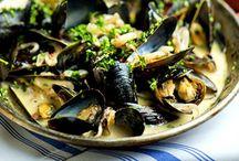 soup mussel
