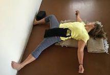 Iyengar poses