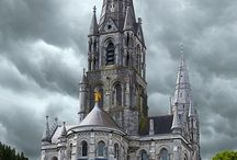 Cathedrals, Churches, / by Alice Bloyd