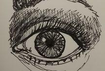 My drawings / Me / by Caroline Lifshey
