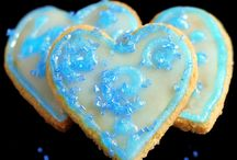 Cookies, Candy, Brownies & Bars  / by Jenn Doyle