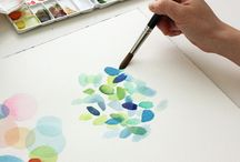 watercolour tutorials