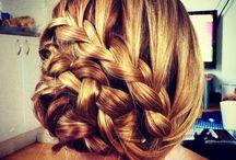 Hairstyles / by Olivia Posadas