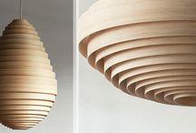 Ay illuminate / Ay illuminate exclusieve design verlichting van natuurlijke materialen in een sfeervolle woninginrichting.