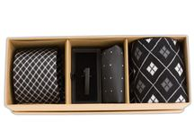 Blogger Boxes from The Tie Bar / Introducing box sets curated by your favorite bloggers, containing a hand-picked selection of ties, tie bars, socks and pocket squares.