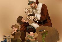 Christmas Supernatural / Christmas