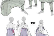 Clothing // Drapery
