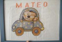 Mis trabajos / Cositas hechas por mi, crochet, bordados etc