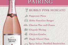 Food + Wine Pairings