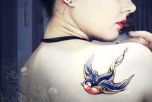 Tattoos  / by Emily Walton Smith