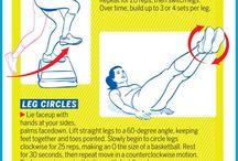 excercise, sport