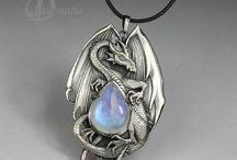 dragon jewelry / Dragon jewelry