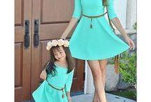 vestido mamá_hija