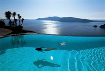 Ultimate Leisure / places | sea | sky | vista | water | sun | joy | leisure | relax | paradise | blue | aquamarine | away  / by Dejan Jovanovski