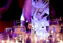 SUBMERGED WEDDING FLOWERS