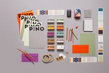 Identity / Branding / by Chien Chung Wang