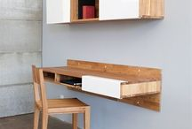 desk / by Phoebe Yip